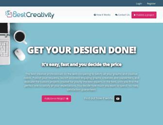 Thumbshot of Bestcreativity.com