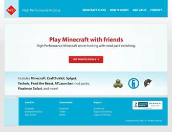 akliz.net screenshot