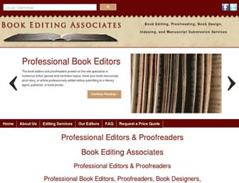 book-editing.com screenshot