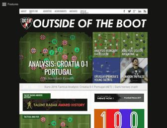 Thumbshot of Outsideoftheboot.com
