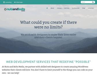 Thumbshot of Nutsandboltsmedia.com