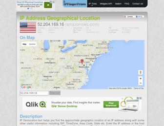 Thumbshot of Ipfingerprints.com