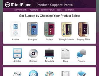 mindplacesupport.com screenshot