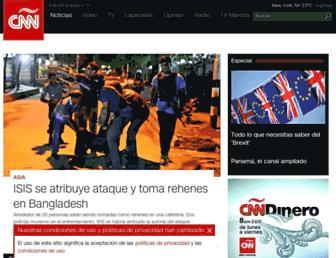 cnnespanol.cnn.com screenshot