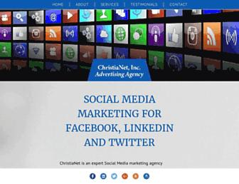 christianet.com screenshot