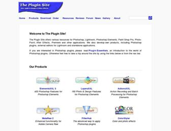 Thumbshot of Thepluginsite.com