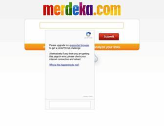 mdk.to screenshot