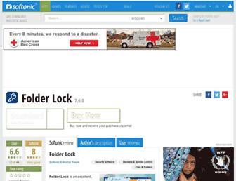 folder-lock.en.softonic.com screenshot