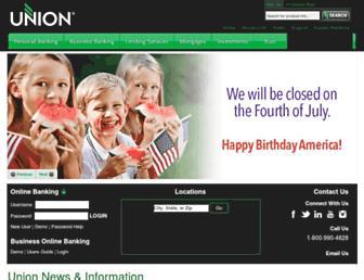 Thumbshot of Bankatunion.com