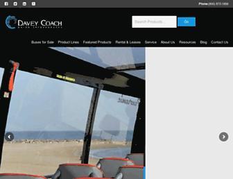 daveycoach.com screenshot