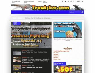 Thumbshot of Flyfishingtrout.org
