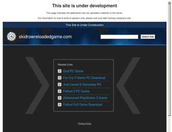 skidrowreloadedgame.com screenshot