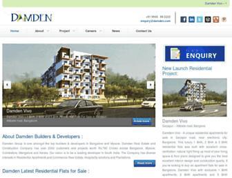 Thumbshot of Damden.com