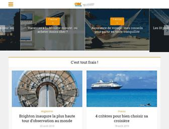 okvoyage.com screenshot