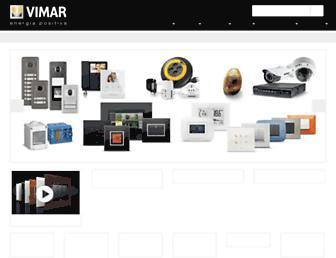 Thumbshot of Vimar.com