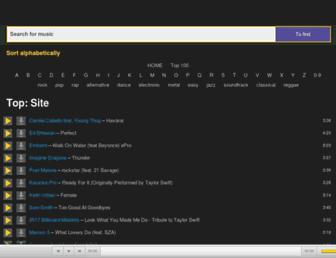 hm-marine.com screenshot