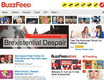 Thumbshot of Buzzfeed.com