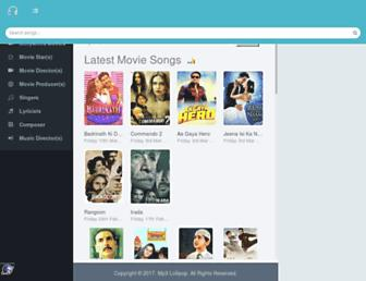 mp3lollipop.com screenshot