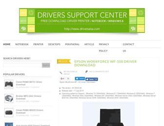 driversalsa.com screenshot