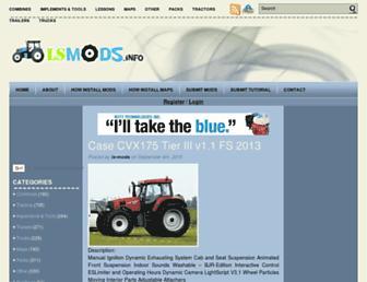 lsmods.info screenshot