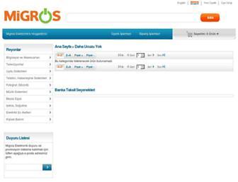 Main page screenshot of dahaucuzuyok.com.tr