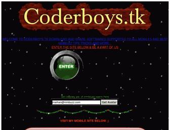 coderboys.forumotion.com screenshot
