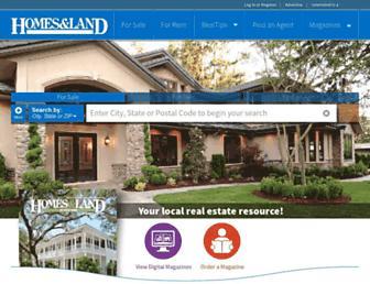 Thumbshot of Homesandland.com