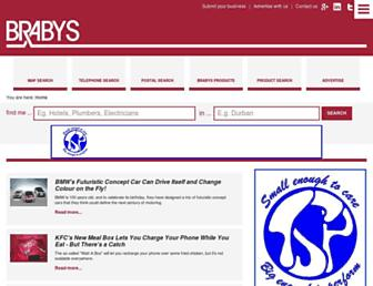 Thumbshot of Brabys.com