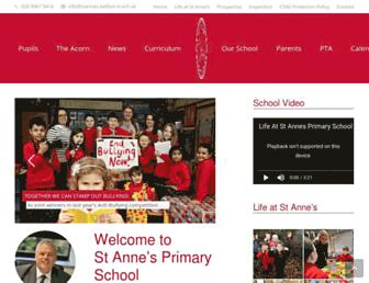 saintannesps.com screenshot