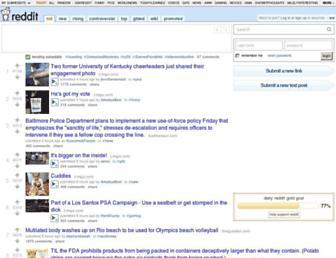 ww.reddit.com screenshot