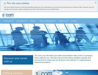 scom-usa.com screenshot