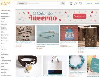 elo7.com.br screenshot