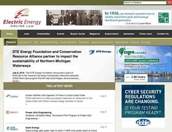 electricenergyonline.com screenshot