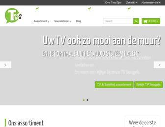 todotipo.nl screenshot