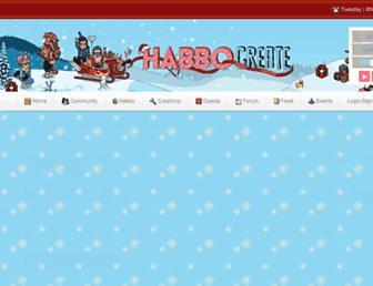 habbocreate.com screenshot