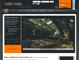 solidrocks.subburb.com screenshot