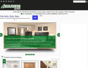 alliafurniture.com screenshot