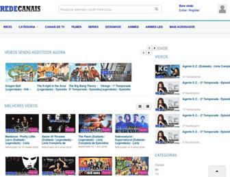 redecanais.com screenshot