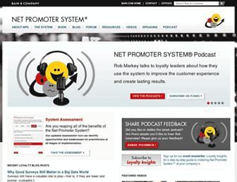 Thumbshot of Netpromotersystem.com