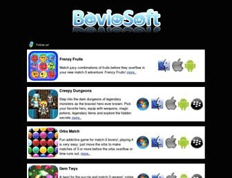 boviosoft.com screenshot