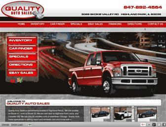 qualityautos.net screenshot