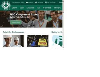 Thumbshot of Nsc.org