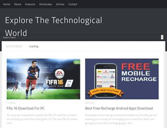 technologynewser.blogspot.com screenshot