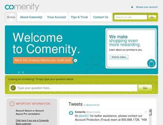 Thumbshot of Comenity.net