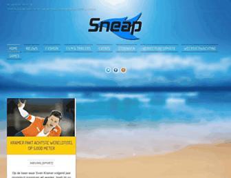 Thumbshot of Sneap.nl