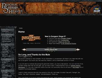 ds.heavengames.com screenshot
