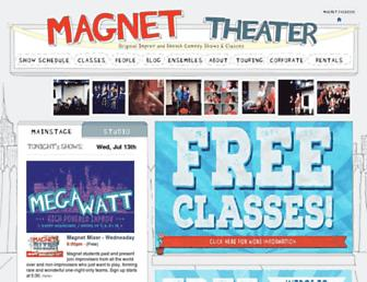 Thumbshot of Magnettheater.com