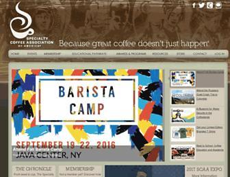 Thumbshot of Scaa.org