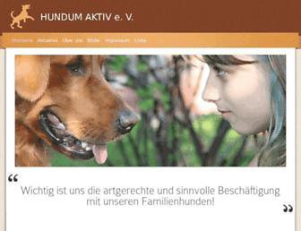 Thumbshot of Hundum-aktiv.de