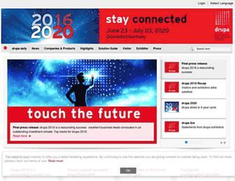 Thumbshot of Drupa.com